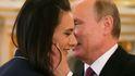 Isinbayeva implora al COI ayuda para salvar al atletismo ruso de sus dirigentes