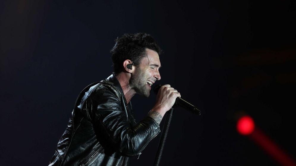 Foto: Maroon 5 actuará en la Super Bowl 2019. (Agencias)