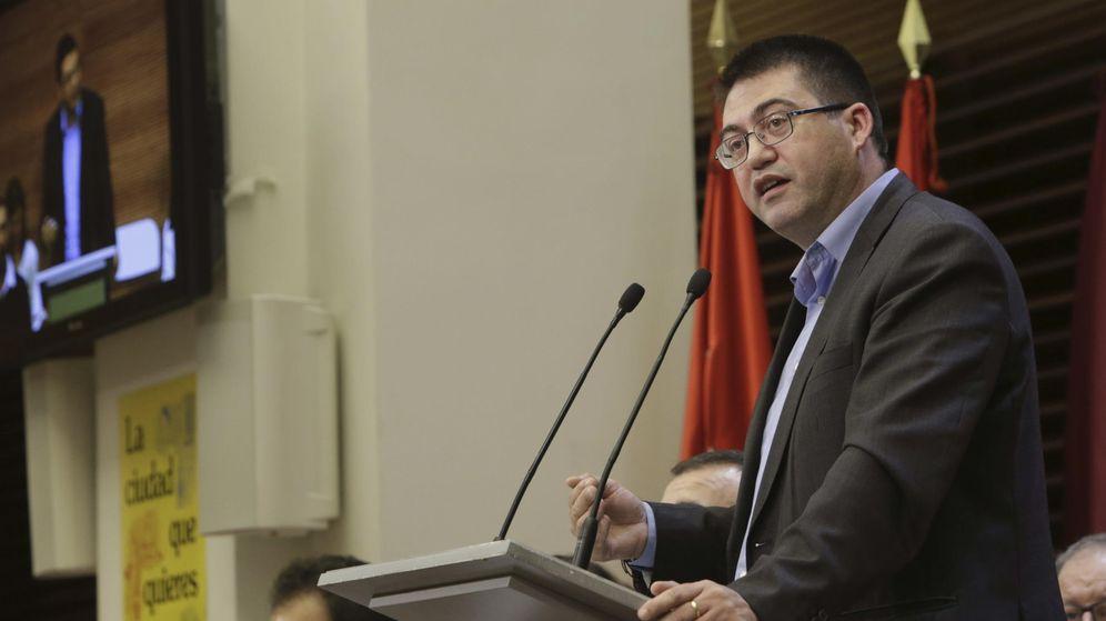 Foto: El concejal de Economía y Hacienda, Carlos Sánchez Mato. (EFE)