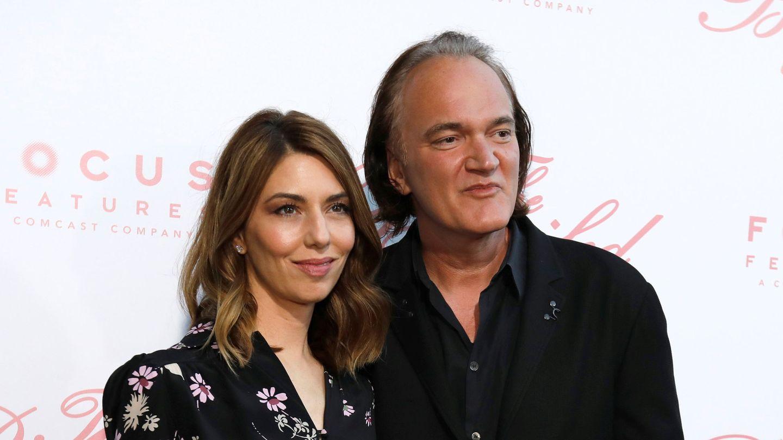 Sofia Coppola y Quentin Tarantino.(Reuters)