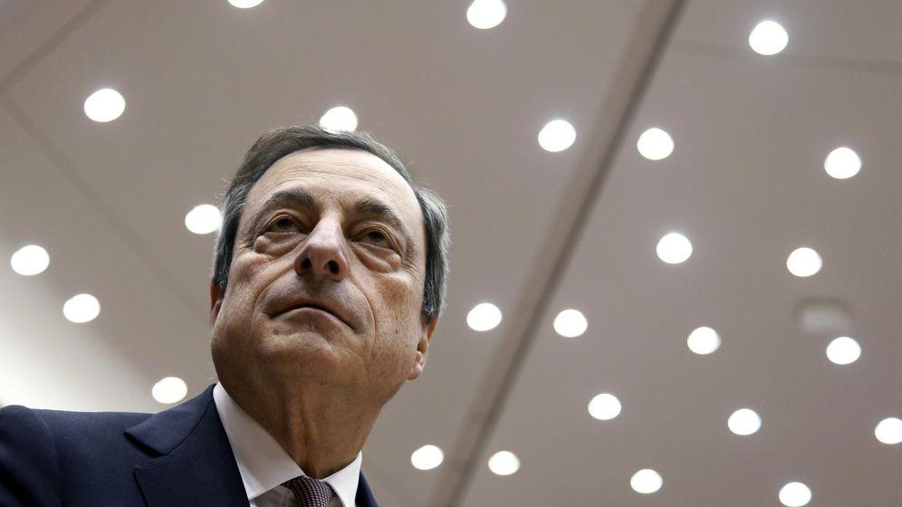 Foto: E presidente del banco central Mario Draghi. (Reuters)