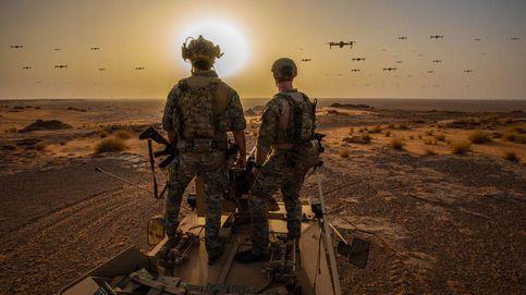 EEUU usa ondas 5G ultrapotentes para derribar drones en masa