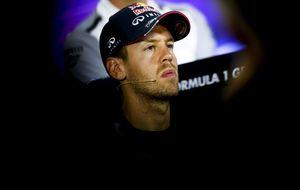 Para Vettel los camaleones no existen en Fórmula 1
