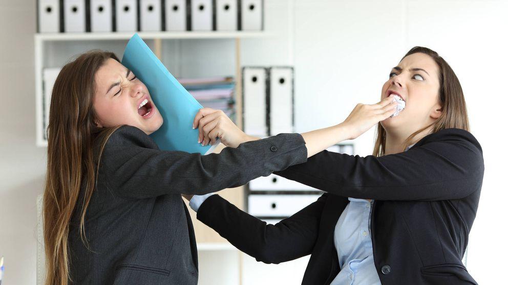 Lo que más molesta a la gente de sus compañeros de trabajo