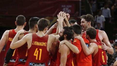 España vence a Alemania en el Eurobasket