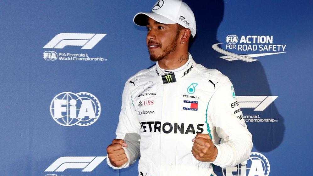 Foto: Lewis Hamilton ha comandado con pasmante facilidad la clasificación del GP de Australia. (Reuters)