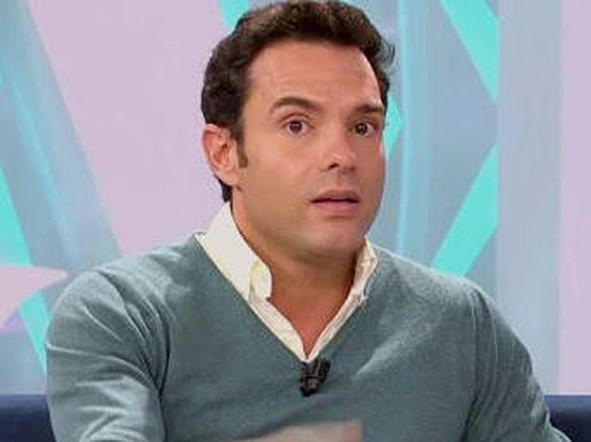 Foto: Antonio Rossi, en 'El programa de AR'. (Telecinco)