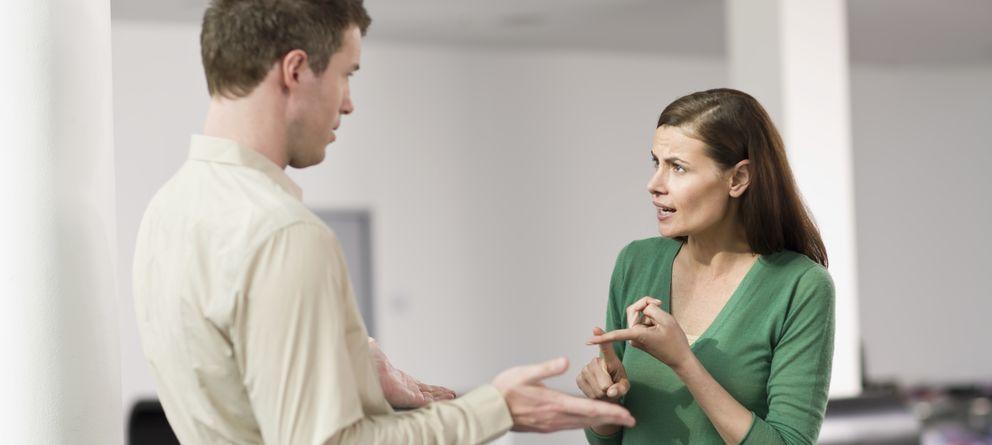Foto: Los abogados especializados en divorcios han comprobado que las razones para una separación son cada vez más ridículas. (Corbis)
