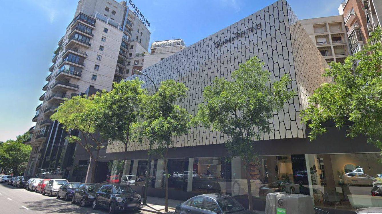 La discreta operación de 23 millones de la mutua de los abogados junto a la Castellana