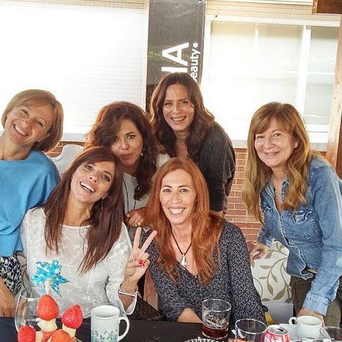 Foto: Maribel Verdú celebra su cumpleaños (Instagram)
