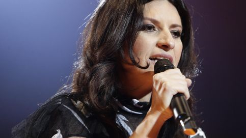 Laura Pausini muestra su cara sin maquillaje