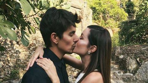 La última foto de soltera de Dafne Fernández y los detalles de su boda