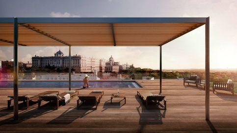 Princeton quiere liquidar su proyecto de lujo junto al Palacio Real: desde 340.000€