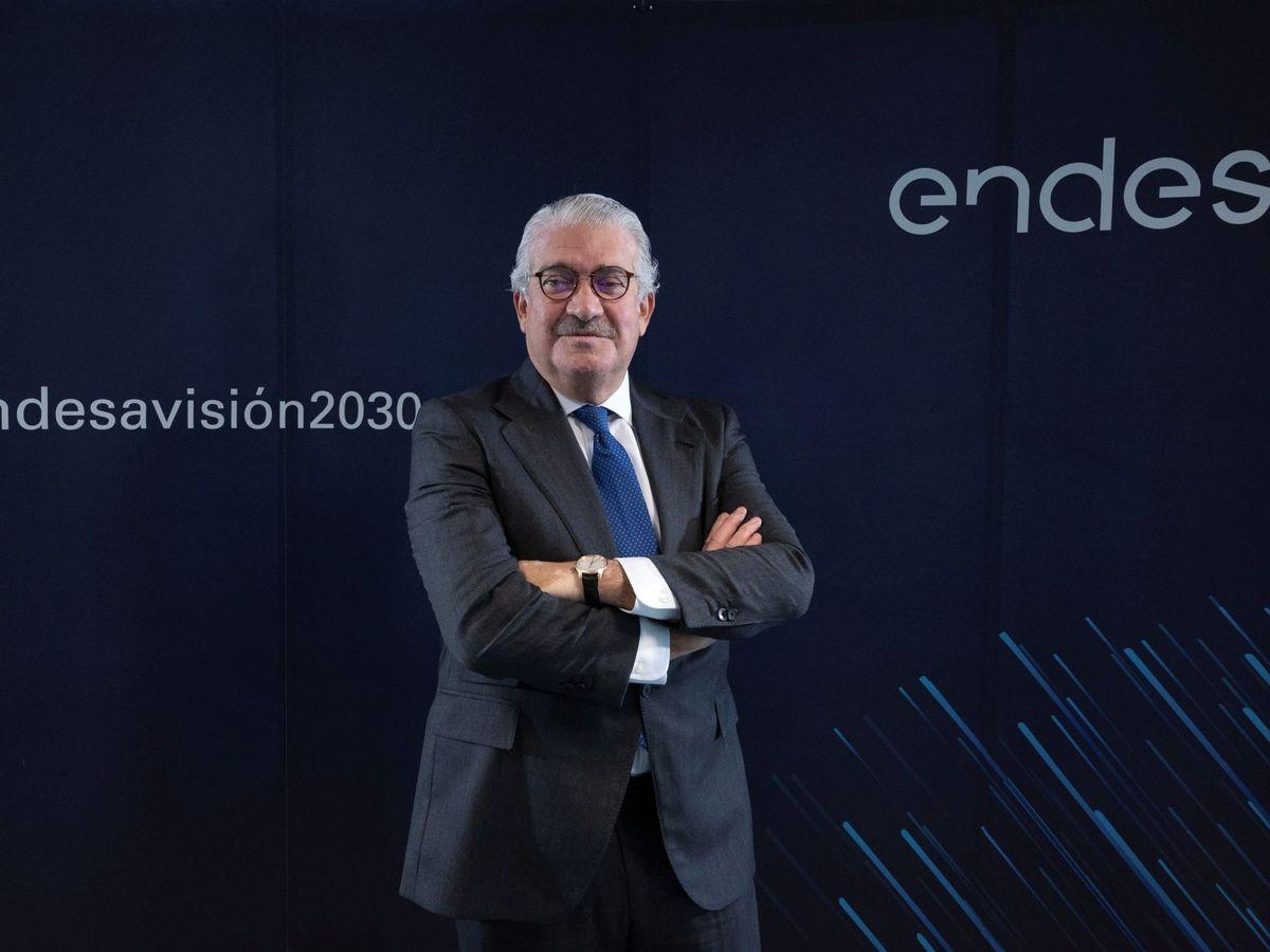 Foto: El CEO de Endesa, José Bogas. (EFE)