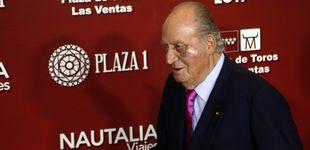 Post de El ojo morado del rey Juan Carlos y las infundadas alarmas sobre su salud