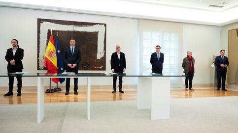 Gobierno firma con agentes sociales el pacto de los ERTE que se aprueba este martes