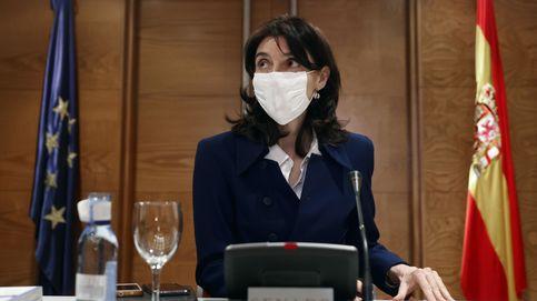 Pilar Llop, la presidenta del Senado, será la 'número 3' de Gabilondo para el 4-M