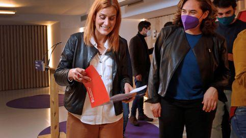 Los 'comunes' buscan quitar a la CUP la llave del Govern tras la brecha por los disturbios