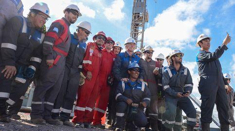 Argentina descansa sobre la segunda reserva mundial de gas pero no puede aprovecharla
