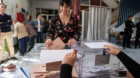 Teresa Rodríguez lucha por una papeleta única y que integre a Más País