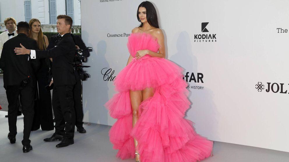 El vestido rosa de Giambattista Valli para H&M se venderá también en otro color