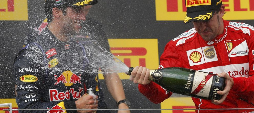 Foto: El Gran Premio de Hungría visto desde un objetivo