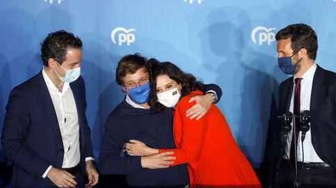 Génova cambia el paso: Ayuso tiene total apoyo para presidir el PP de Madrid
