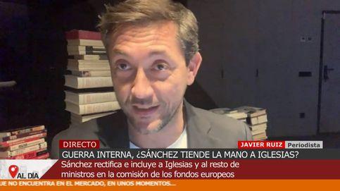 El mensaje de Javier Ruiz a la gente de Podemos tras ser machacado en Twitter