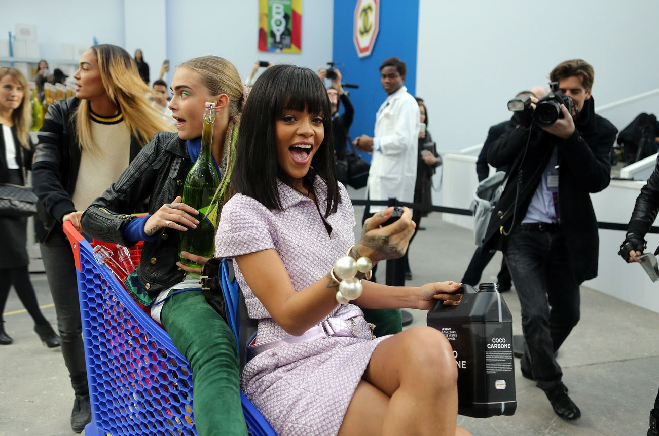 Foto: ¿Kendall Jenner o Kate Upton? Los sorprendentes reyes de la moda en 2014