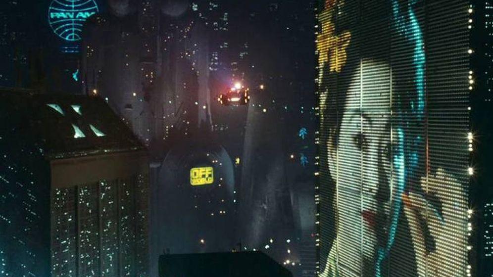 Foto: Fotograma de 'Blade Runner'.