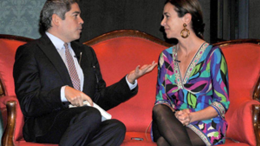 Eugenia Martínez de Irujo le devuelve el favor a Carmen Posadas