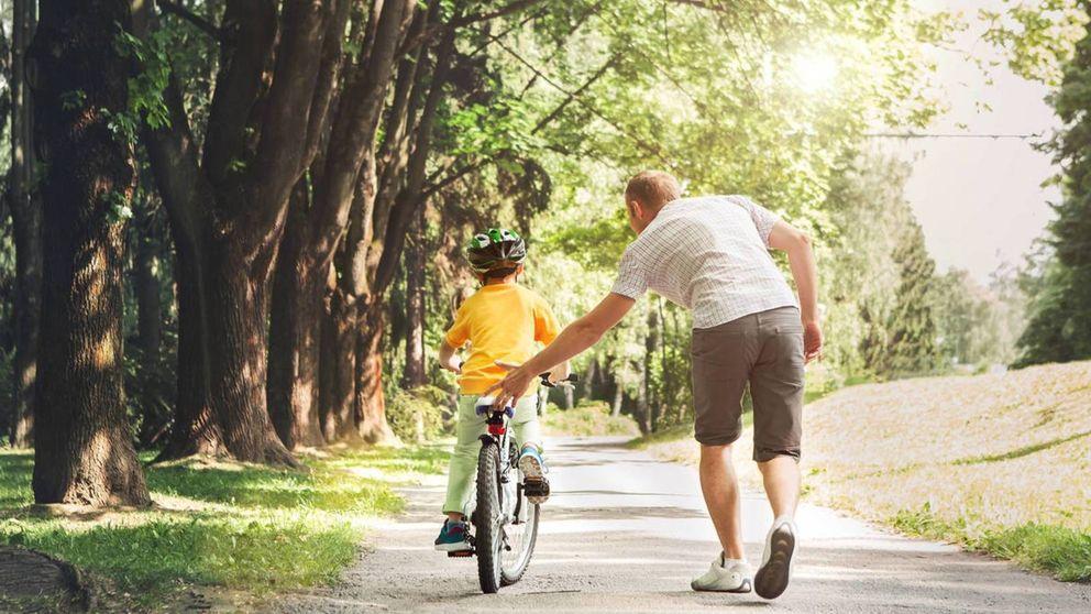 Lo bueno y lo malo de ser padre a los 40 años (para ti y para ellos)