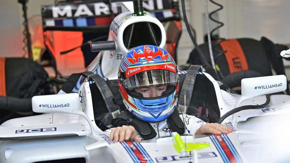 Foto: Paul di Resta durante el pasado GP de Hungría. (EFE)