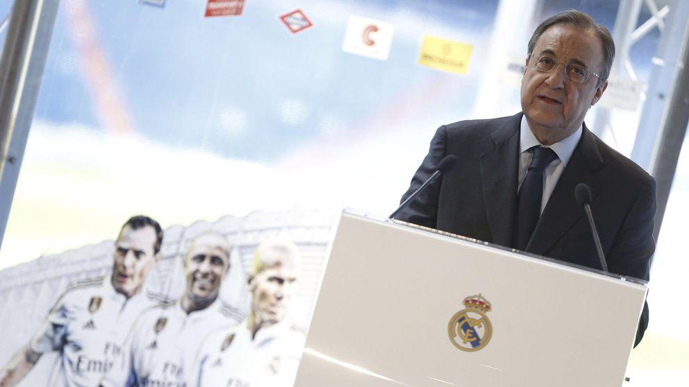 Cristiano Ronaldo, Casillas, Ancelotti, Bale... Florentino señala a los culpables