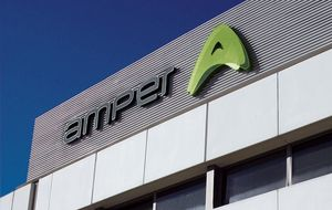 Los fondos oportunistas vuelven a sobrevolar Amper marcharse Slon