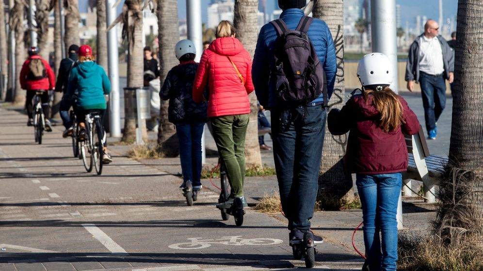 Foto: Una mujer de 82 ha muerto después de ser arrollada por un patinete eléctrico en Barcelona. (Efe)