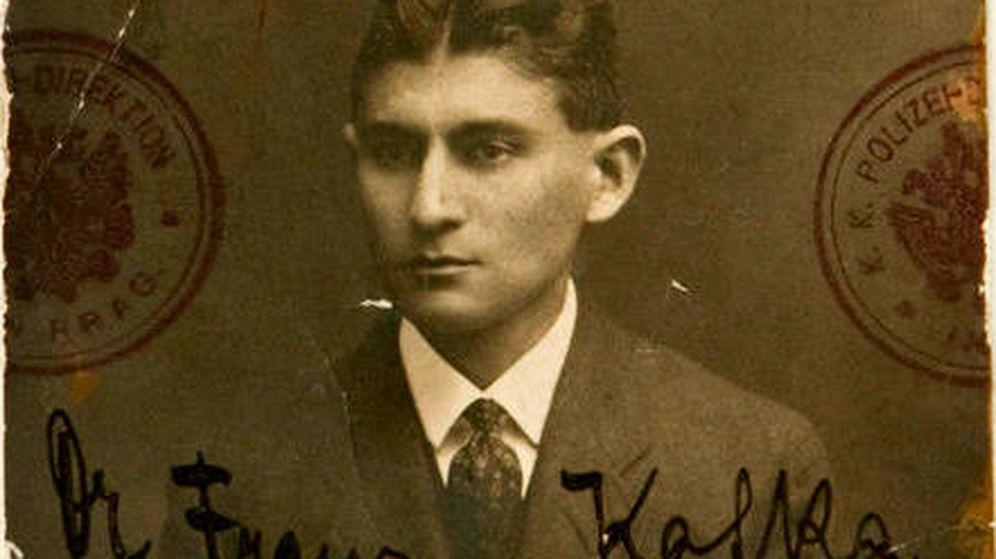 Foto: Fotografía de Franz Kafka (Biblioteca Nacional de Israel / Wikimedia Commons)