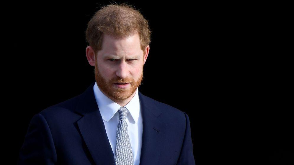 Foto: El príncipe Harry, en una imagen de archivo. (Reuters)