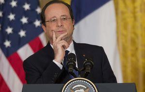 Hollande 'esconde' a Julie Gayet: No la voy a sacar tan pronto