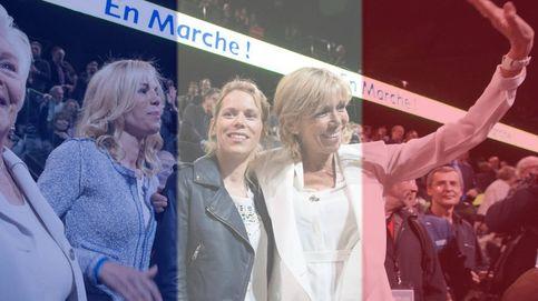 La hijastra del presidenciable francés, una de sus mejores bazas