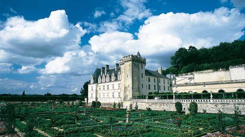 Villandry: un castillo español en el Valle del Loira