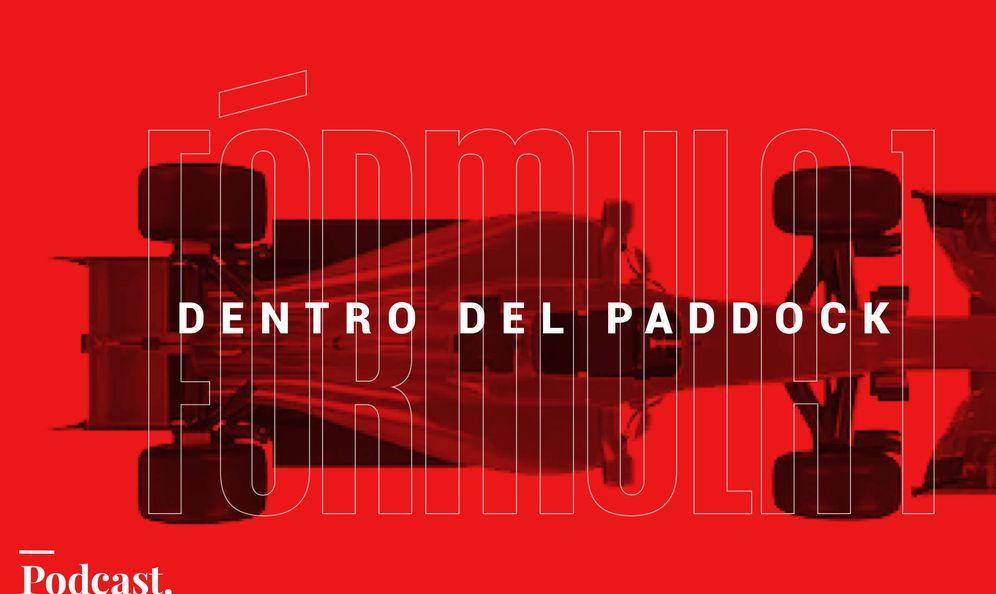 Foto:  Dentro del Paddock: un 'podcast' de El Confidencial.