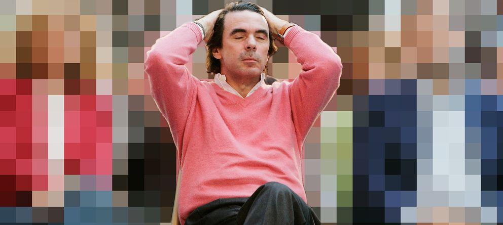 Foto: José María Aznar