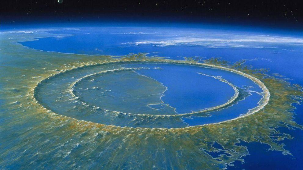Una ola de 1.600 metros de altura: el tsunami que pudo acabar con los dinosaurios
