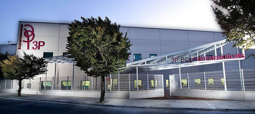 Foto: La fábrica española de los medicamentos del futuro
