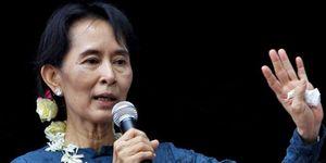 Suu Kyi hace un llamamiento a todas las fuerzas democráticas en Birmania