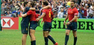Post de España se lo pone difícil a España: más madera para el rugby ibérico