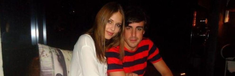 La modelo Kapustina Dasha, la nueva amiga de Fernando Alonso