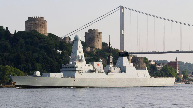 Rusia advierte de que no tolerará más provocaciones en las aguas de Crimea