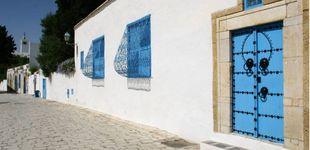 Post de Sidi Bou Said: por qué tienes que viajar a este pueblo costero de Túnez tan azul